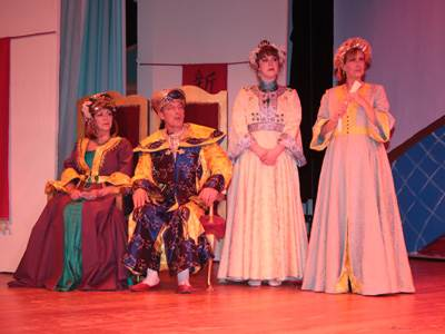 Wickham Bishops Drama Club